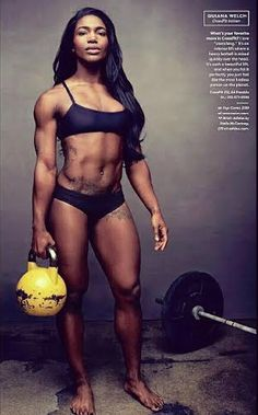 black crossfit athletes - Google Search