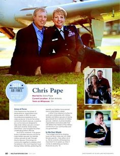 SLP was featured in Military SPouse Magazine {Silver Lane Photography BLOG} #featured #militaryspouse #military #AFspouseoftheyear #ChrisPape #SilverLanePhotography #MIlitarySpouse