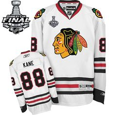 reebok edge jonathan toews chicago blackhawks youth authentic with stanley cup champions jersey white