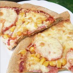 Szénhidrátcsökkentett, gluténmentes kelesztés nélküli PALEO pizza, amely tojásmentesen is elkészíthető – Éhezésmentes karcsúság Szafival Fitt, Paleo Pizza, Hawaiian Pizza