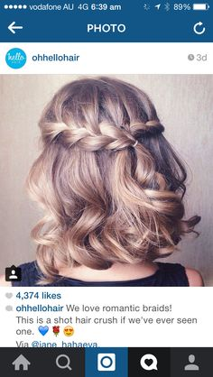 Short Prom Hairstyles 50 Hottest Prom Hairstyles For Short Hair  Pinterest  Prom