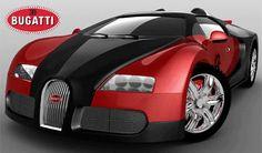 Bugatti Veyron = $ 1,7 Million
