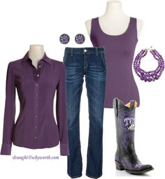 """""""tcu football"""" by donnavaught ❤ liked on Polyvore"""