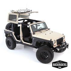 2007-2017 Jeep Wrangler Hard Top Hoist with Winch Kit 510001 Jeep Wrangler Hard Top
