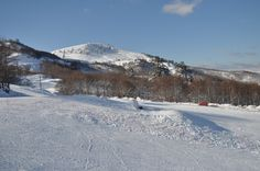 This is one of my favorites ski centers here in Greece. .. The name is 3-5 pigadia :)
