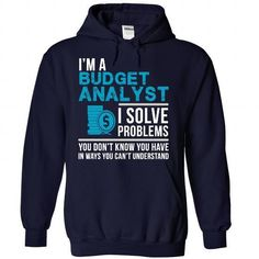 BUDGET ANALYST T Shirts, Hoodies Sweatshirts. Check price ==► http://store.customtshirts.xyz/go.php?u=https://www.sunfrog.com/LifeStyle/BUDGET-ANALYST-5939-NavyBlue-28143753-Hoodie.html?41382