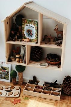 An Ikea children's room continues to intrigue the kids, since they're provided far more than simply kids' room Play Spaces, Kid Spaces, Nature Table, Childrens Gifts, Kids Playing, Kids Bedroom, Baby Room, Nursery, Inspiration