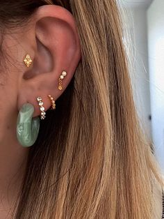 Nail Jewelry, Cute Jewelry, Jewelry Accessories, Jewlery, Hippie Jewelry, Trendy Jewelry, Jewelry Trends, Women Jewelry, Bijoux Piercing Septum