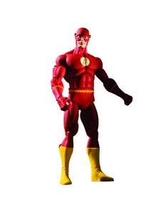 The History of the DC Universe Series 2 The Flash Action Figure -- Click image to review more details.