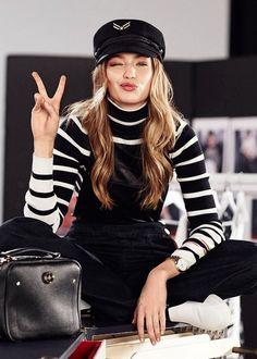 Hadid News ( Gigi Hadid Looks, Bella Gigi Hadid, Gigi Hadid Style, Kendall Jenner Gigi Hadid, Gigi Hadid Outfits, Gigi Hadid Pictures, Estilo Gigi Hadid, Fashion Models, Fashion Outfits