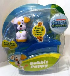 Nick Jr Bubble Guppies Roll n Go Rolling Puppy Dog Figure With Ramp Toy New Mickey Mouse Parties, Mickey Mouse Clubhouse, Mickey Mouse Birthday, Frozen Birthday Party, Birthday Party Favors, 2nd Birthday, Bubble Guppies Birthday, Ladybug Party, Nick Jr
