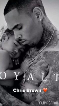 Chris Brown !!! ❤️❤️❤️ Little More