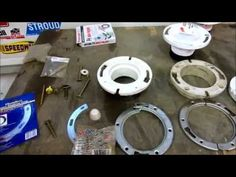 Curing a wobbly toilet—once and for all—with This Old House plumbing and heating expert Richard Trethewey. (See below for a shopping list and tools.) Click h. Home Improvement Loans, Home Improvement Projects, Home Renovation, Home Remodeling, Bathroom Remodeling, Toilet Installation, Toilet Repair, Plumbing Tools, Plumbing Problems