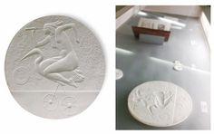 PAULA HEREDERO: EXPOSICIONES MEDALLAS Clay, Gallery, Templates, Exhibitions, Sculpture, Dibujo, Clays, Sculpture Clay