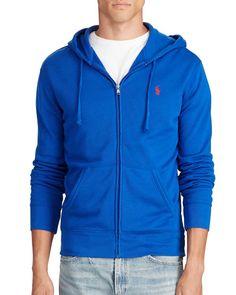 Polo Ralph Lauren French Terry Zip Hoodie Sweatshirt