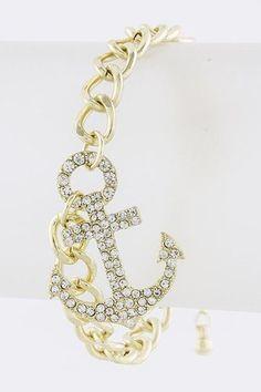 The Harbor Rhinestone Anchor Chain Link Bracelet null,http://www.amazon.com/dp/B00CY4VWOI/ref=cm_sw_r_pi_dp_nHAOrbBBF6EE49B2