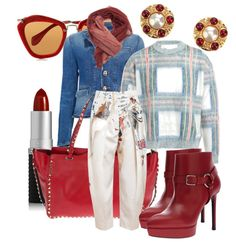valentino gap jacket