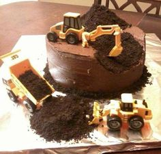 Wish I had thought of this cake idea 24 years ago. I would have had one ecstatic…
