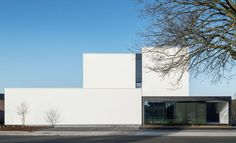 Portfolio | Steven De Jaeghere #fachadasarquitectura