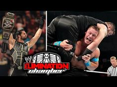 WWE Elimination Chamber Full Show Highlights HD - WWE Elimination Chambe...