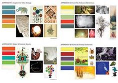 Graphic Design Mood Boards - Bing Images