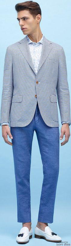 Boglioli Spring 2015 Menswear