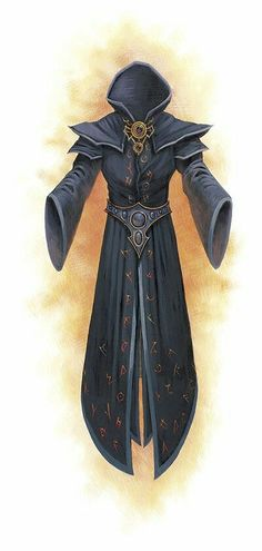 Wizards Vestments