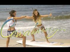 Surfs up Beach Babes! Here's your BIKINI SERIES COWABUNGA total body toning workout!