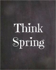 Thinks Spring