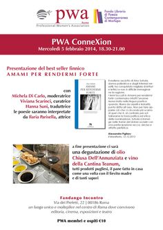 This poster promoted the PWA ConneXion in February 2014.