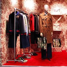 "DOVER STREET MARKET, London,UK, ""New GUCCI space to launch the new Men's collection by Alessandro Michele, pinned by Ton van der Veer"