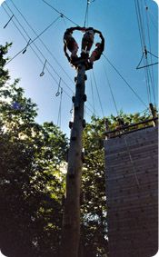 15 Best Ropes Course Ideas Images Ropes Course