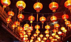 'Plans for the #weekend?' If we had a nickel...See our #events edit in Issue #7 now! #FridayFun bit.ly/1tNavn2 #Chinese #lanterns #ChineseNewYear