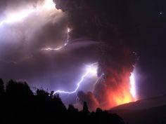 Puyehue volcano, 2011