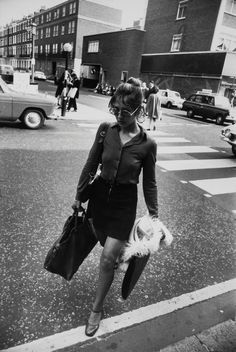 Garry Winogrand - Untitled, from the series 'Women...