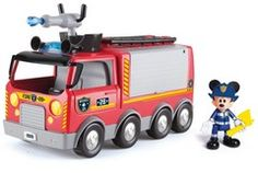 AS Disney Junior Mickey Mouse Clubhouse - Emegerncy Fire Truck (1003-81922)