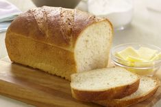 Bake your heart out with our super delicious, totally fool-proof Basic White Bread Recipe. Basic White Bread Recipe, Tasty Bread Recipe, Bread Recipes, Cooking Recipes, Basic Recipe, Hard Bread, Sandwiches, Bread Bun, Artisan Bread