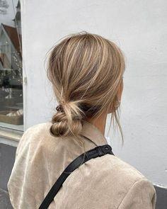 Hair Day, New Hair, Hair Inspo, Hair Inspiration, Fresh Hair, Hair Again, Aesthetic Hair, Balayage Hair, Pretty Hairstyles