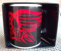 Aerosmith Collectable Boxed Mug for Coffee or Tea by Live Nation FREE SHIPPING