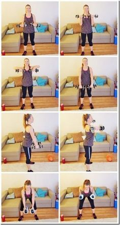 Quick Upper Body Strength Session for Runners | Run, Eat, Repeat | Bloglovin'