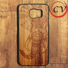 Elephant Aztec Samsung Galaxy S7 Edge Case