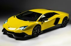 Lamborghini Aventador LP 720-4 50 Anniversario is one helluva birthday present
