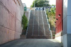 Get your exercise here.  Who needs a stair-master in their basement?