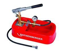 Rothenberger 6.1130 30-Bar Testing Pump