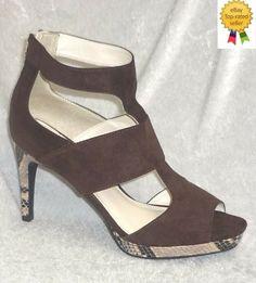 521d321960da Studio Paolo Womens Sandals Brown size 8.5 NEW https   www.ebay.