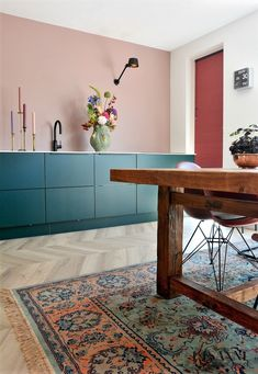 Kitchen Interior, Home Interior Design, Interior Styling, Kitchen Design, Interior Decorating, Home Decor Bedroom, Diy Home Decor, Room Decor, Studio Apartment Living