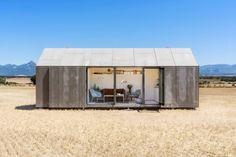 Vida-EcoVerde : Casa Transportable ÁPH80 en España / Ábaton Arquitectura