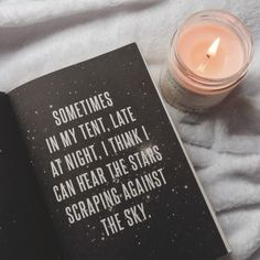 Winter calls for cozy time. | 5th Wave book fan pic by Butter My Books