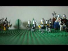Lego Battle of Hastings