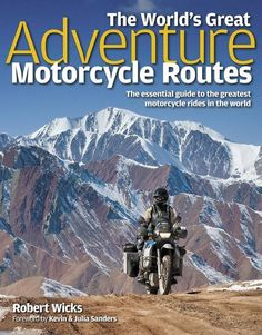 A guide to more than 30 of the world's best journeys for the adventure motorcyclist. The each route includes a first-hand account from someone who has made the trip together with comprehensive information on what to expect in terms of riding conditions, the best time to travel, choice of motorcycle, the history of the route, sights along the way, climate information and all kinds of other practical advice, all accompanied by top-class photography and detailed maps.  Price: $25.71